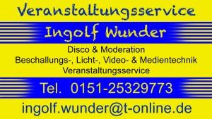 Logo Ingolf Wunder Veranstaltungstechnik
